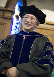 The Rev. Jeffrey Kuan