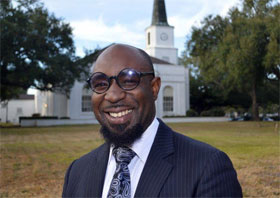 The Rev. Earnest Salsberry. Photo courtesy of Dillard University