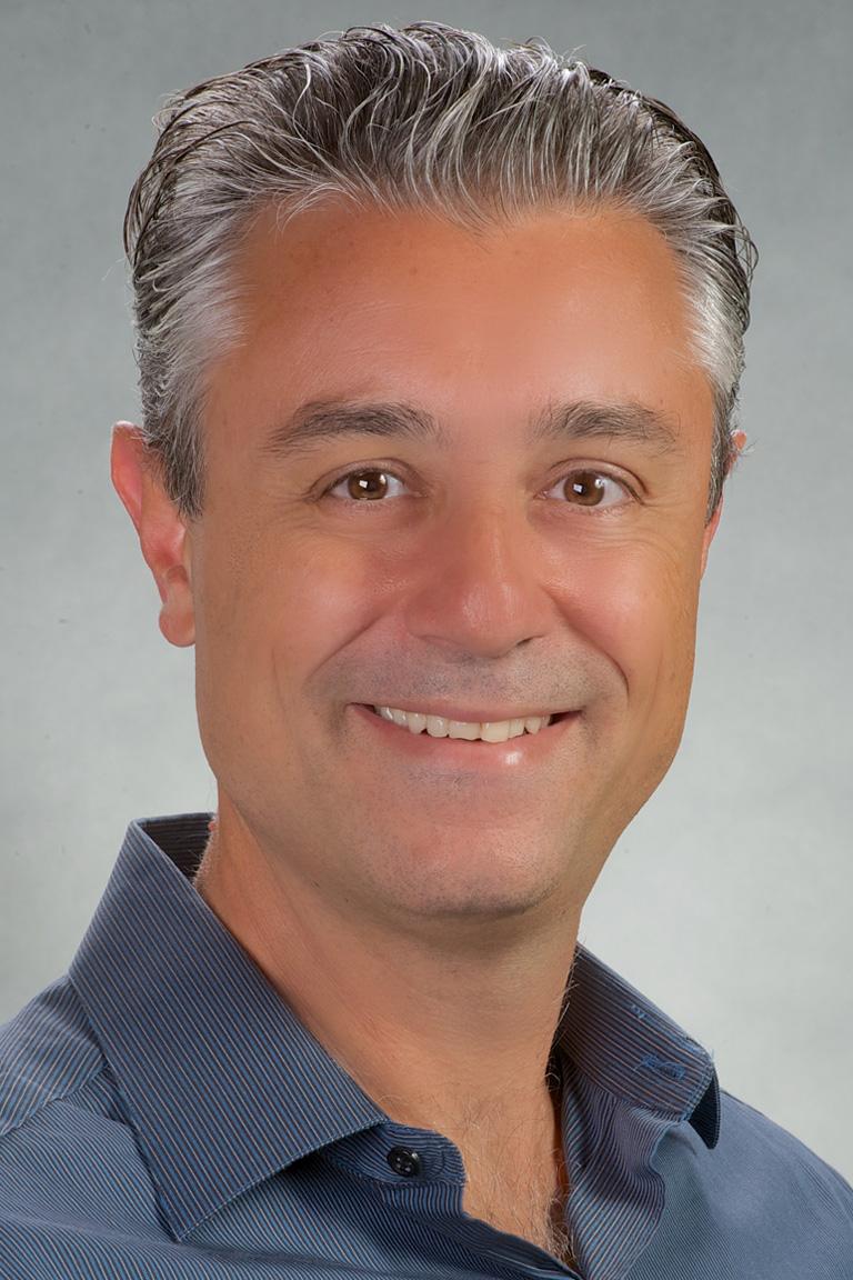 Giacomo Bono  Photo courtesy of California State University