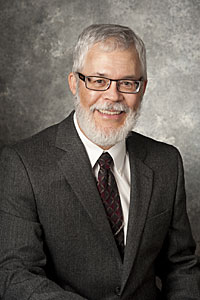 The Rev. Mark Stamm. Photo courtesy of Courtesy Perkins School of Theology