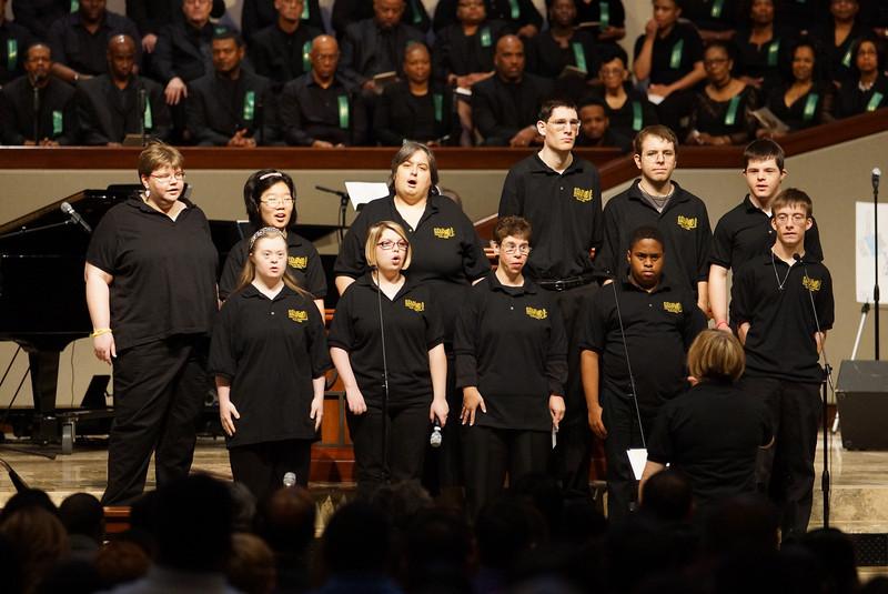 Resound Choir at The Woodlands UMC