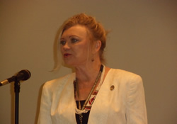 Sandi Hortman