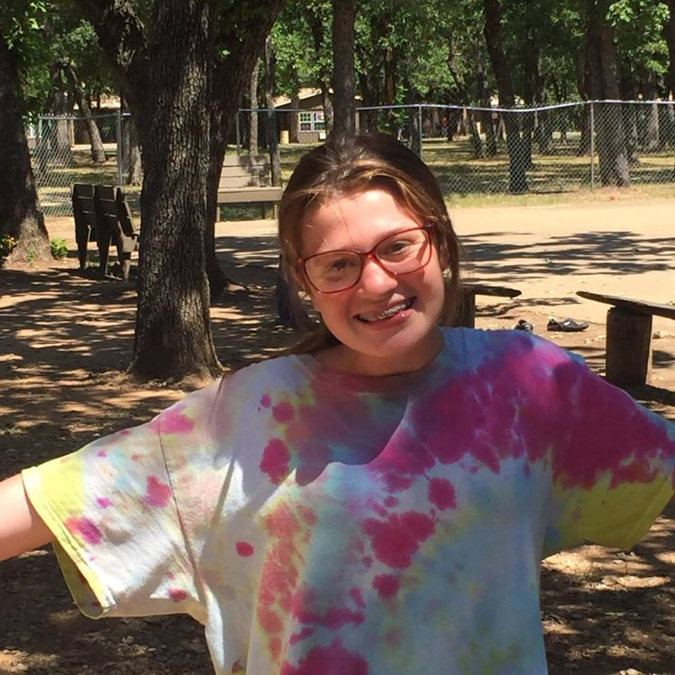 Smiles abound among campers at New Day Camp in the Oklahoma Conference.