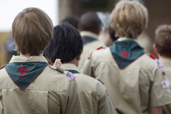 Scouting is an often-overlooked door for United Methodists to go into their community and for the community to take the first step into the church.