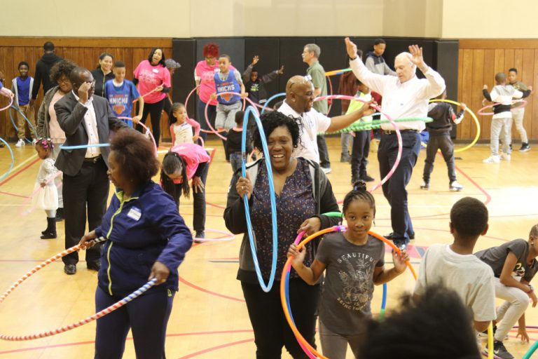 To celebrate World Health Day on April 7, 2018, the Abundant Health initiative of The United Methodist Church launched Hulapalooza. Churches in New York, South Carolina and Zimbabwe participated in this exciting, new health event.