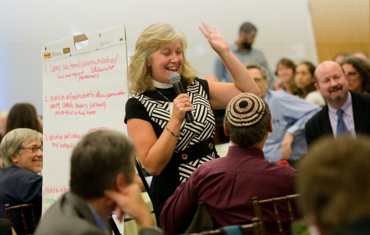 Let's Talk Faith and Climate: Communication Guidance for Faith Leaders
