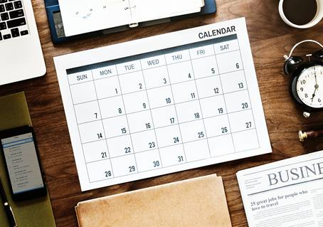 Discipleship Events and Calendar
