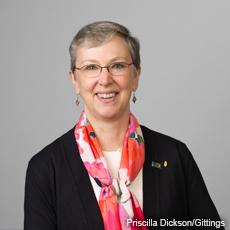 Harriett Jane Olson, General Secretary of United Methodist Women