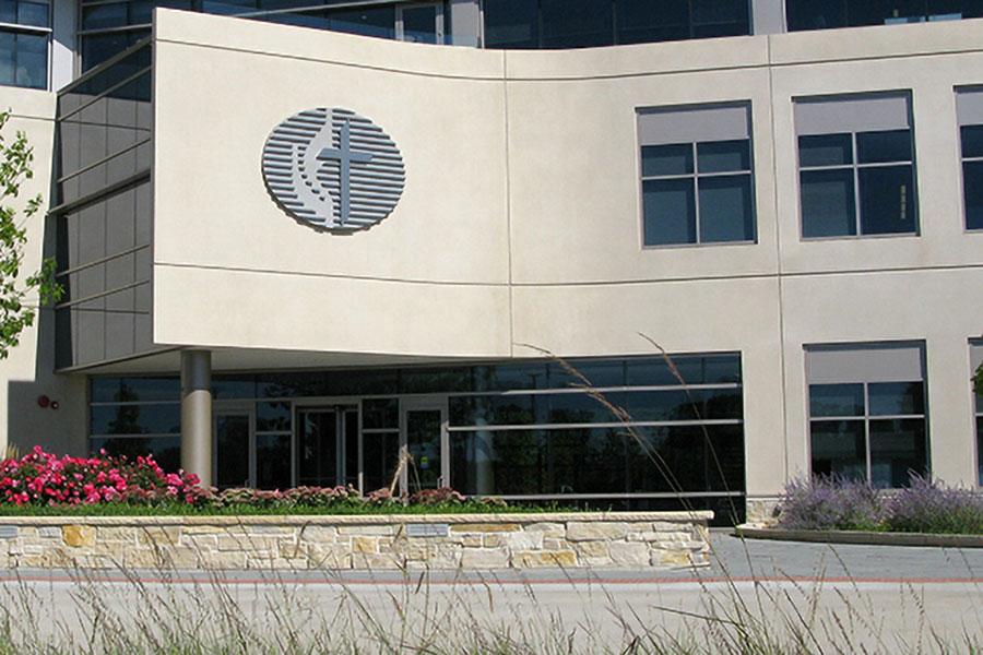 Wespath building