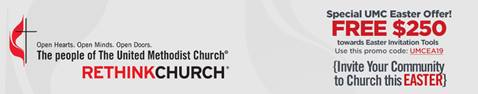 Rethink Church header