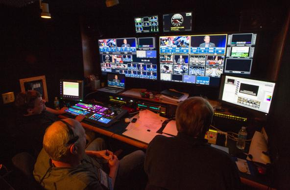 Lights, camera, action - what it takes to produce General Conference