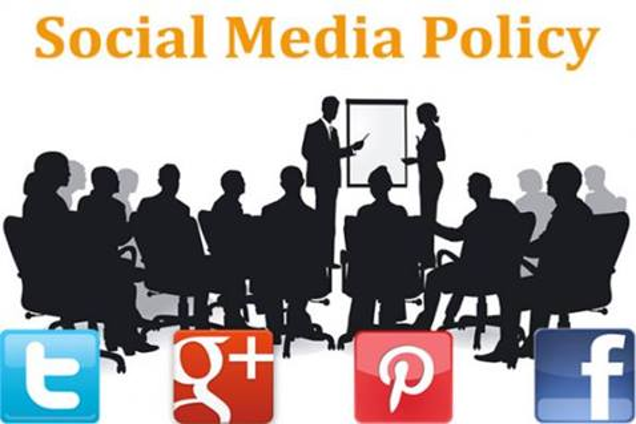 Church Social Media Policy