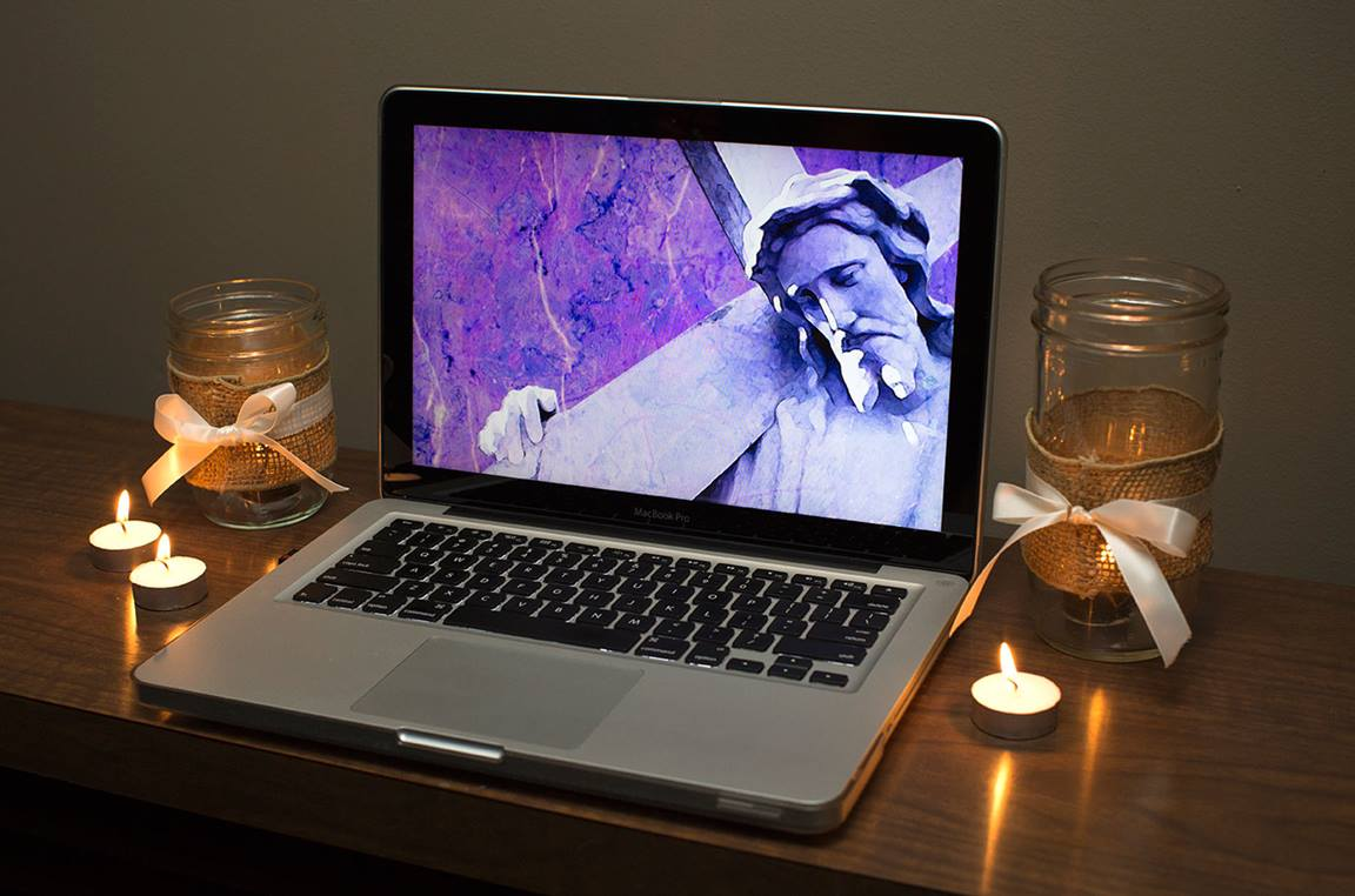 Online Engagement Ideas for Lent