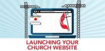 Launching Your Church Website