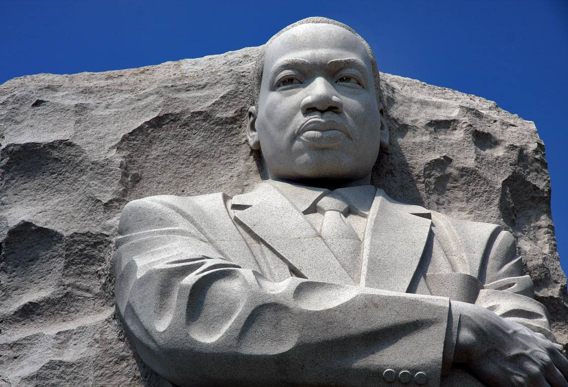 The Martin Luther King Jr, National Memorial in Washington, D.C. Photo by Maile Bradfield, United Methodist News Service.