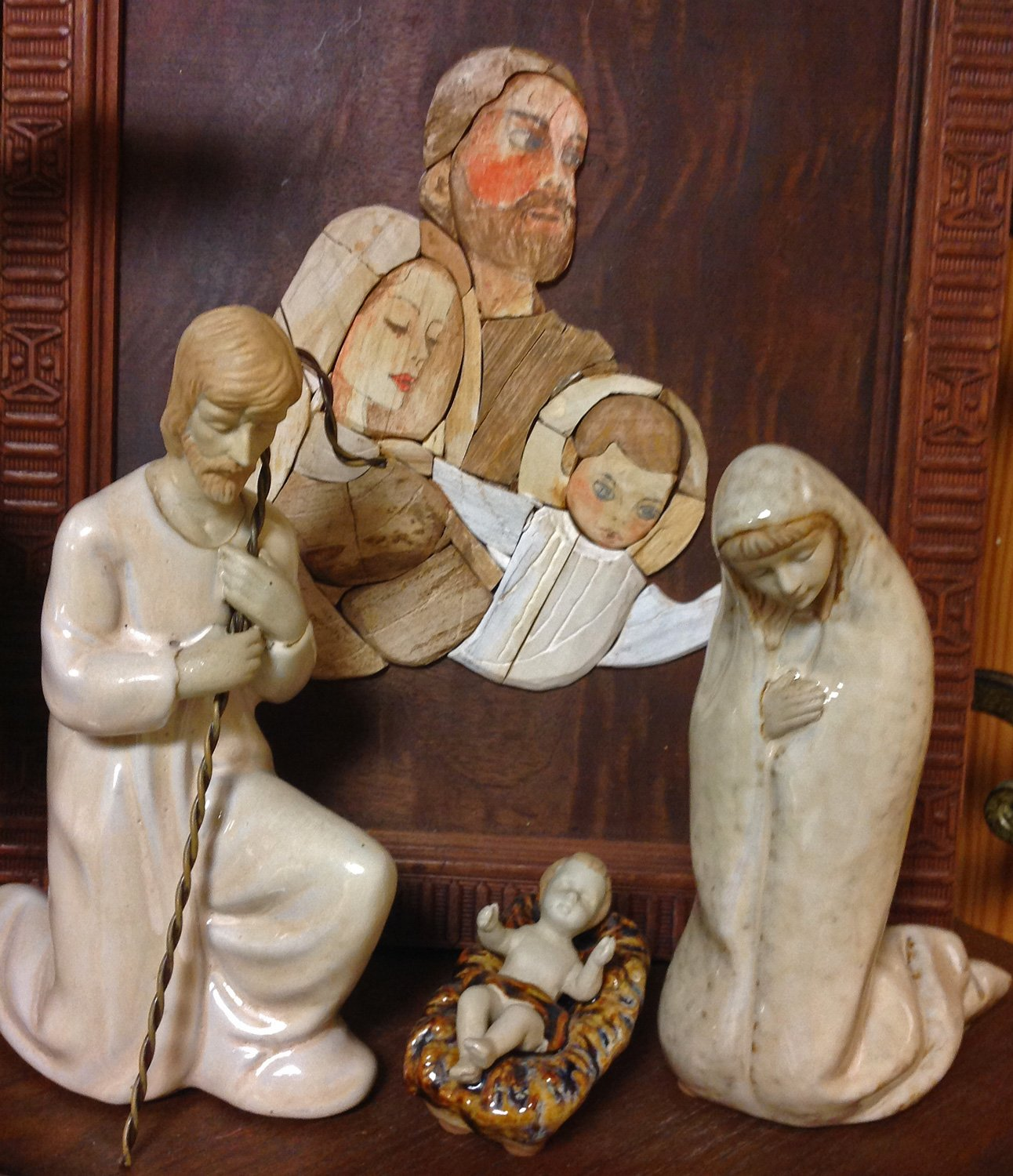 Joseph is more than the quiet man beside the manger.