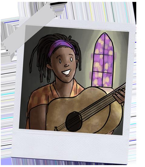 Willa the Worship Pastor