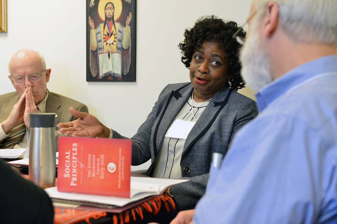 Consultations among United Methodists in settings around the world contributed to the proposed revised Social Principles being sent to General Conference 2020 by the General Board of Church and Society. Photo by Jay Malin, UMNS