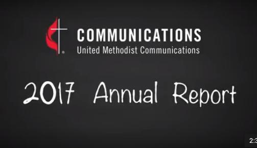 2017 United Methodist Communications Annual report
