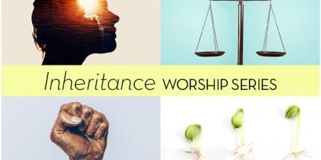 Inheritance Worship Series Logo