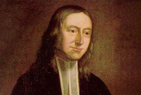 Portrait of John Wesley. Photo courtesy of United Methodist Collection, Drew University Libraries.