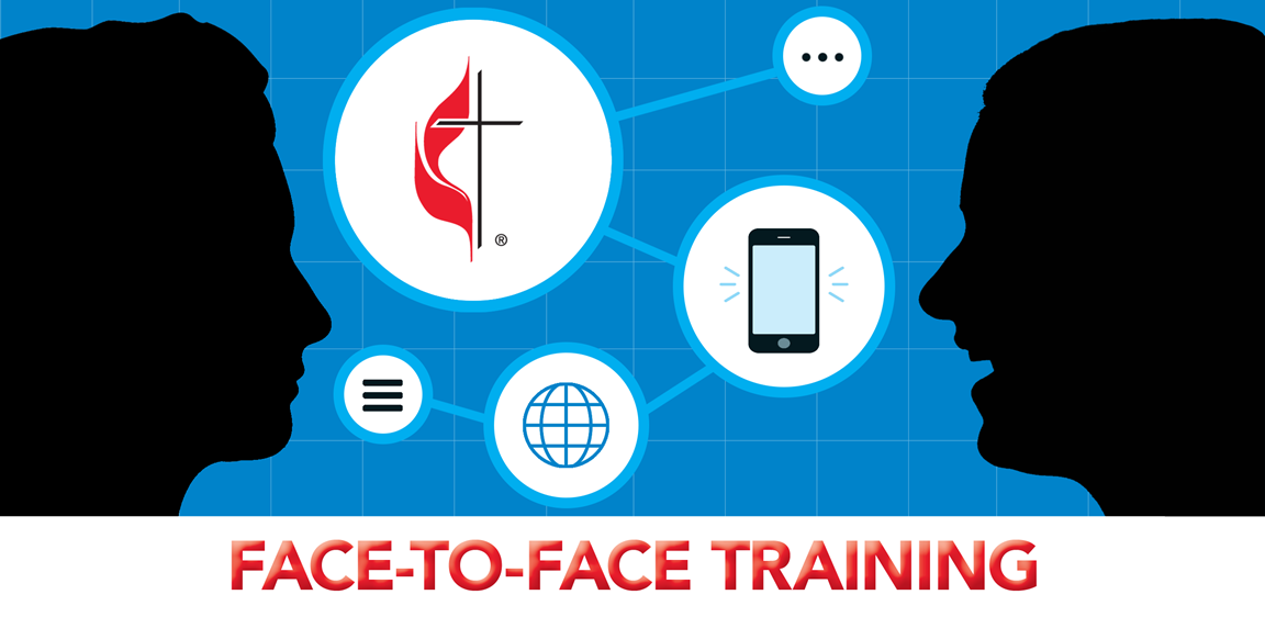 United Methodist Communications Training can bring half-day or full-day workshops directly to your annual conference or district.