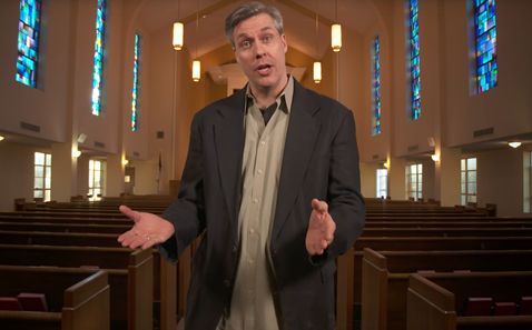 "What do we mean when we say, ""church""? Screenshot from video produced by Discipleship Ministries."