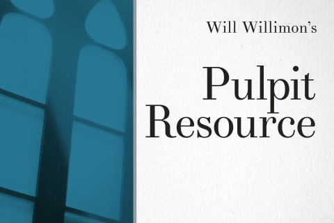 Pulpit Resource. Courtesy of Ministry Matters.