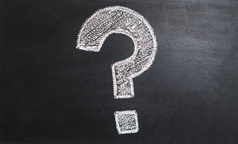 Frequently asked questions. Photo by TeroVesalainen, Pixabay.