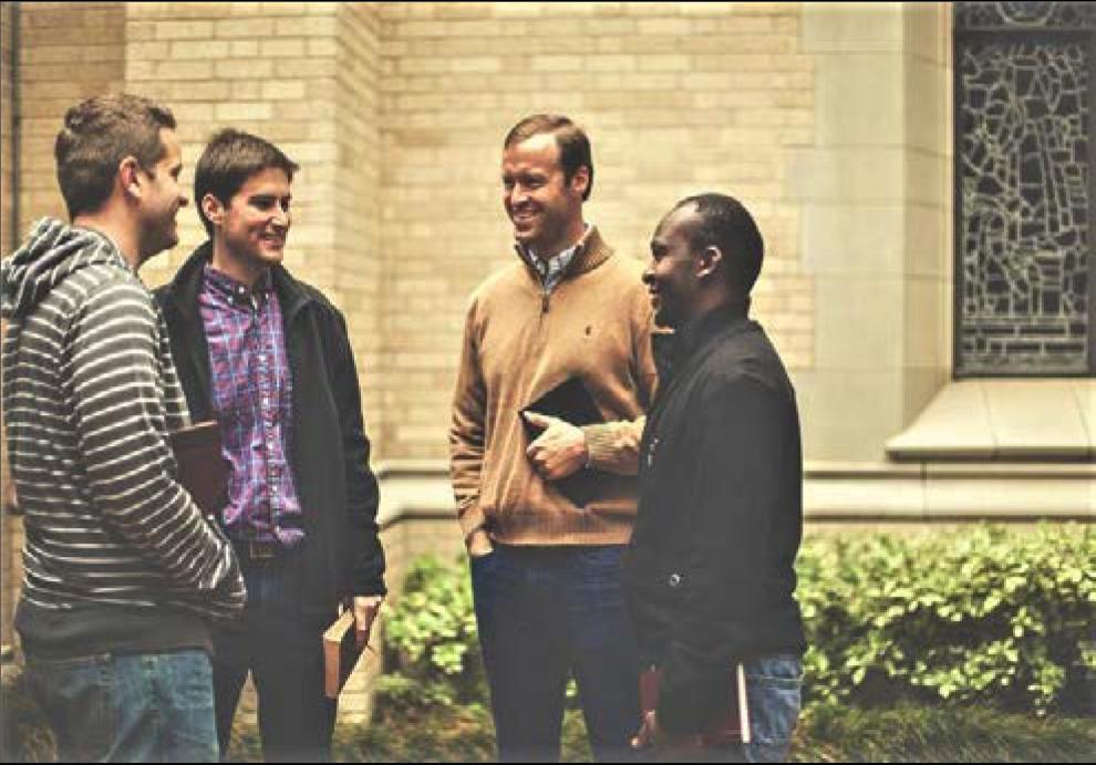 Photo by Shaun Menary, Lightstock.com. Courtesy of United Methodist Men.