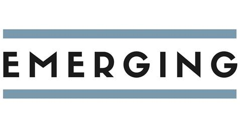 Emerging Anthology Logo. Courtesy of the Connectional Table. August 2019.