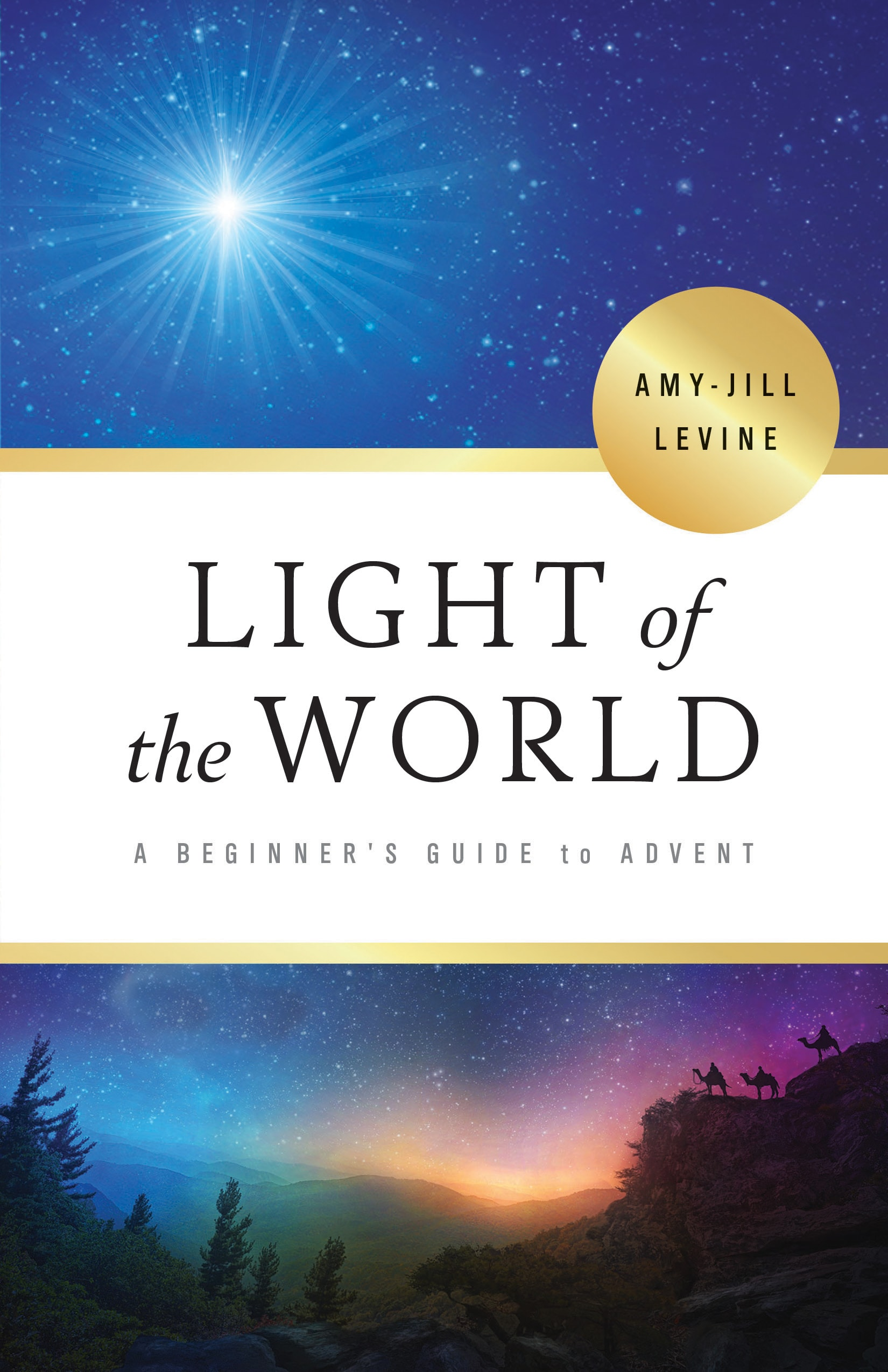 Light of the World: A Beginner's Guide to Advent by Amy-Jill Levine