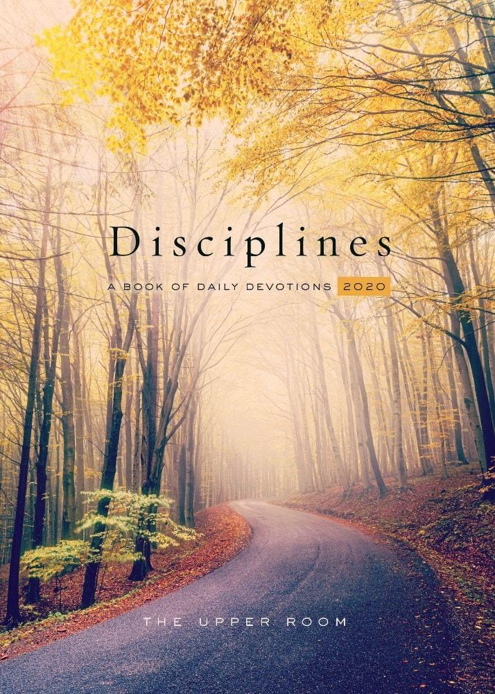 The Upper Room Disciplines 2020. Courtesy of Upper Room Books.