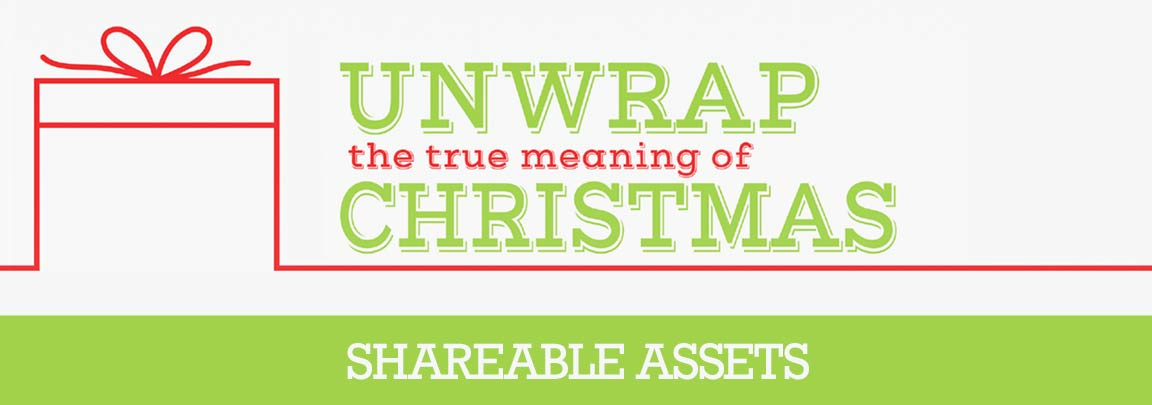 Unwrap Christmas Shareable Assets