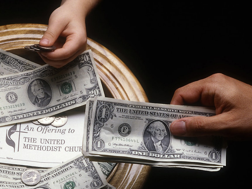 According to the finding of a proprietary giving study conducted by United Methodist Communications, fewer than half of United Methodist Church members are familiar with the denomination's specific supported funds.