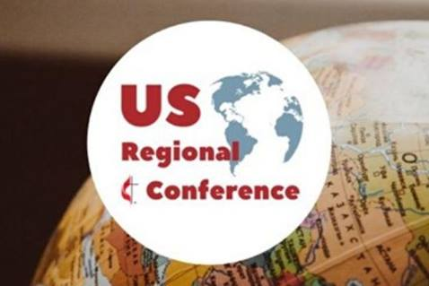 The proposed United States Regional Conference would create a new structure for churches in the United States.  (Image courtesy of the Connectional Table.)
