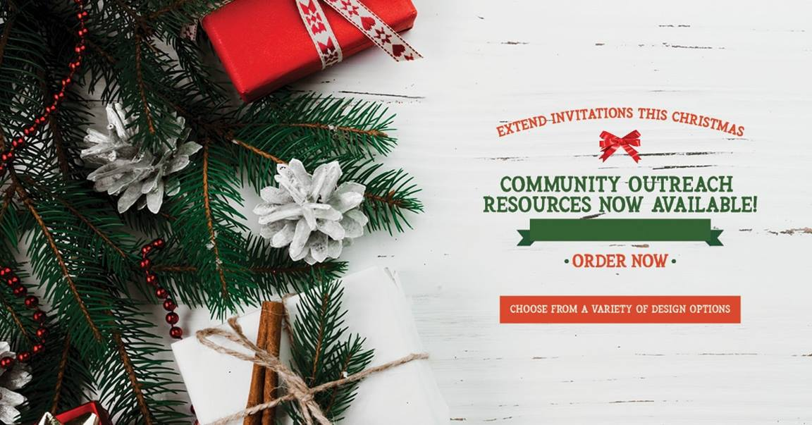 2019 Advent Outreach Resources