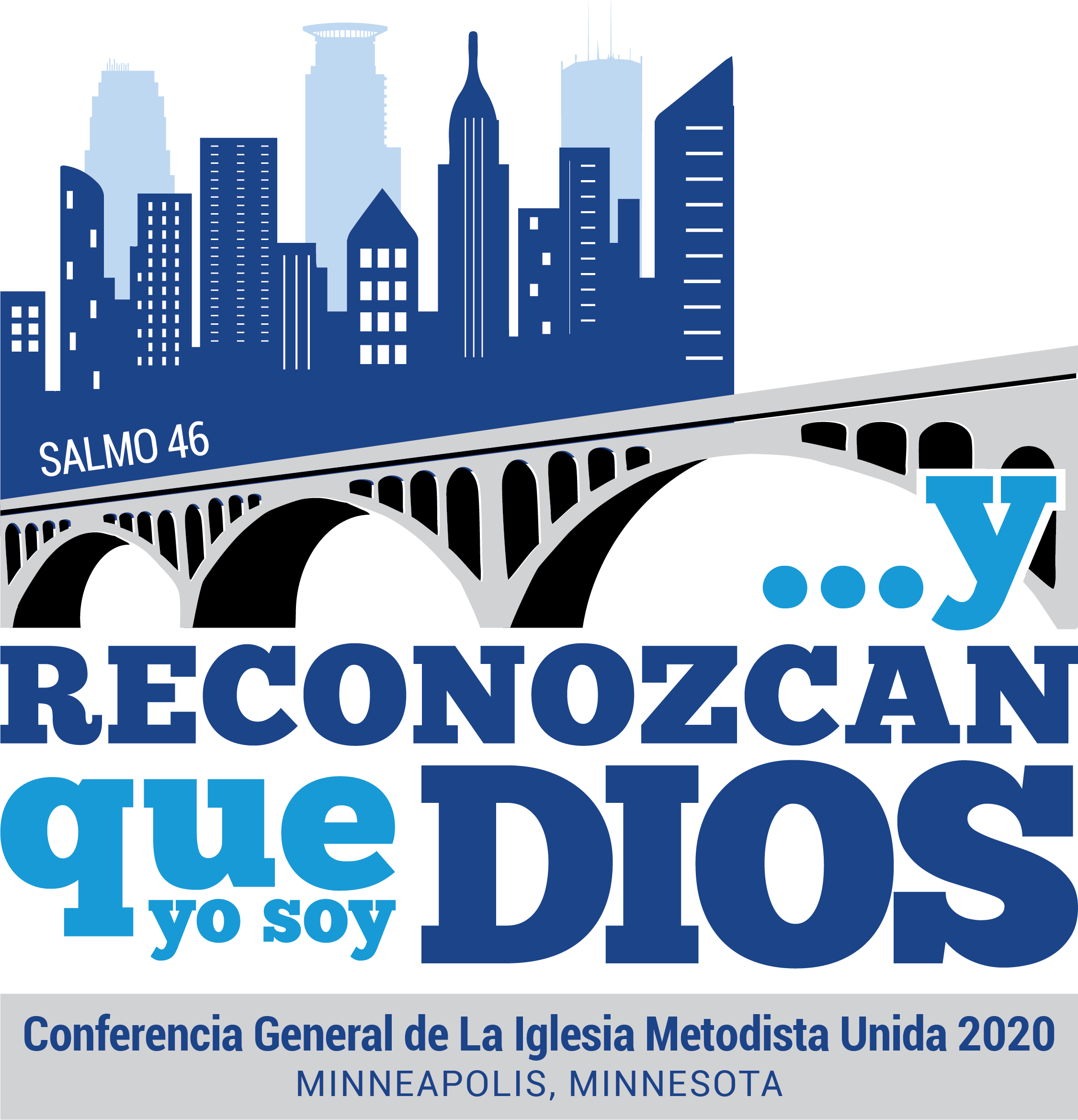 The official logo of General Conference 2020