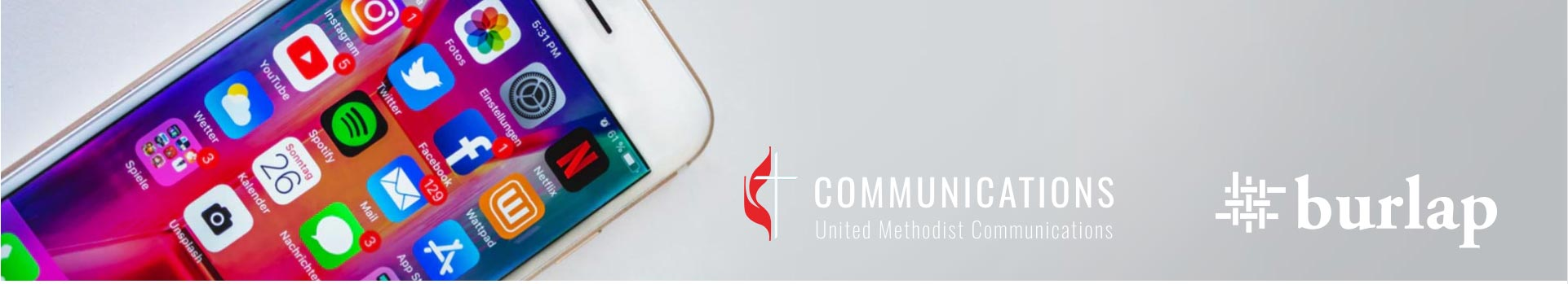UMC Local Church services provides grants to local churches seeking to improve their social media marketing