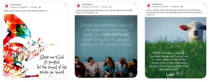 UMCom Local Church Services Social Media Grants – Lectionary Track