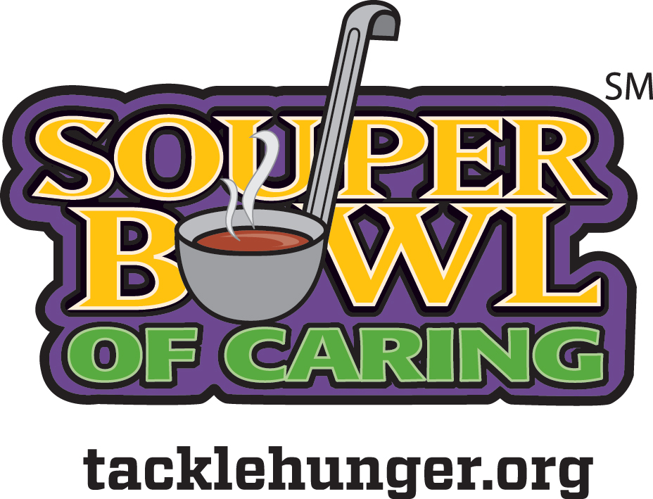 Souper Bowl of Caring Logo. Courtesy of Souper Bowl of Caring.