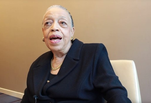 Former President of Paine College Dr. Shirley A. R. Lewis. Courtesy of the General Board of Higher Education and Ministry.