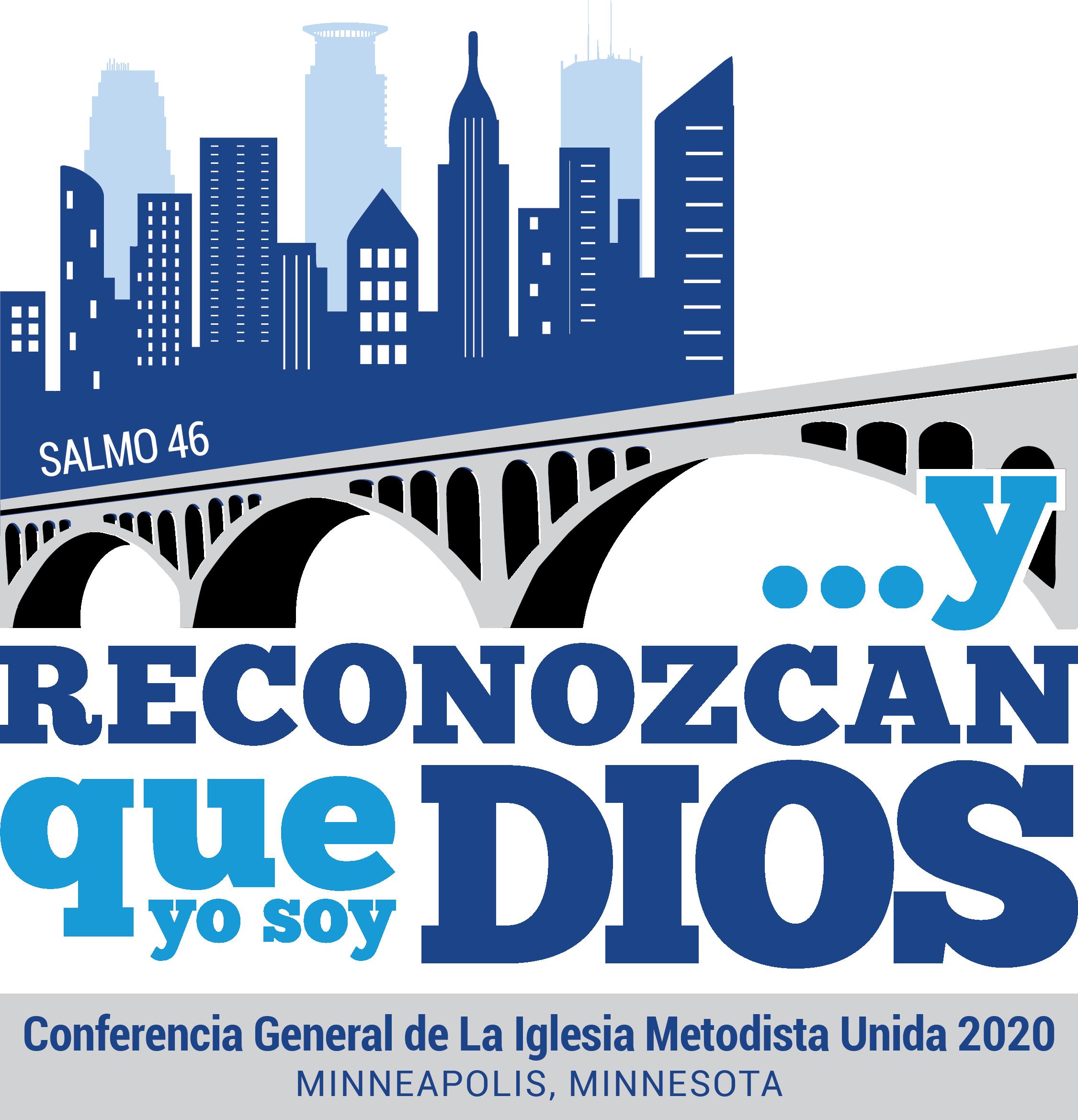Logo de la Conferencia General 2020