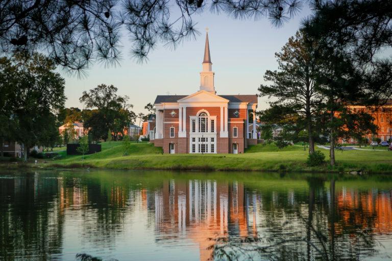 Wesleyan College. Courtesy of GBHEM. 2020