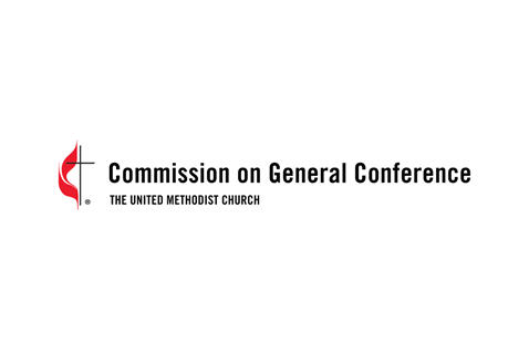 The Commission on General Conference logo.