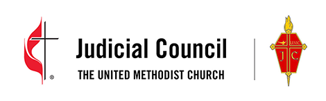 """The Judicial Council of The United Methodist Church is the denomination's top """"court."""""""