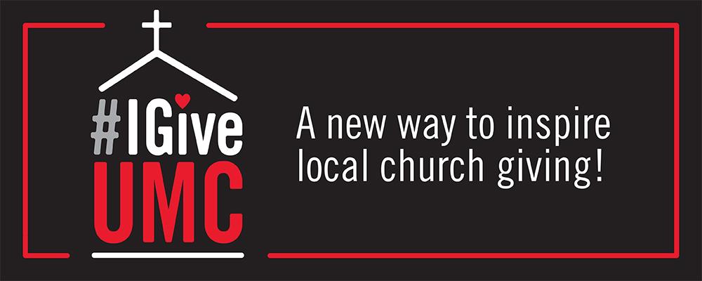 I GiveUMC logo