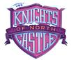 Knights of North Castle logo. Courtesy of Cokesbury VBS. 2020.