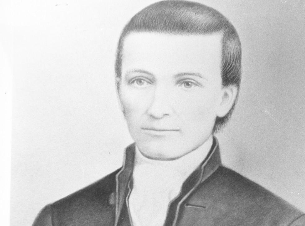 Jacob Albright, foto cortesía de Comisión General de Archivos e Historia.