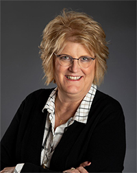 Sheri Meister, president and CEO, Dakotas UM Foundation. Photo courtesy of Dakotas UM Foundation.
